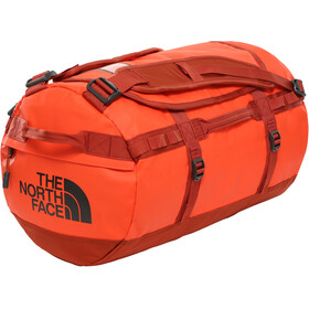 The North Face Base Camp Duffelilaukku S, acrylc orange/picante red